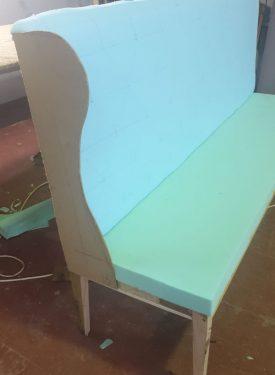 Tapicero a domicilio. Servicios de Tapicería de muebles en Madrid