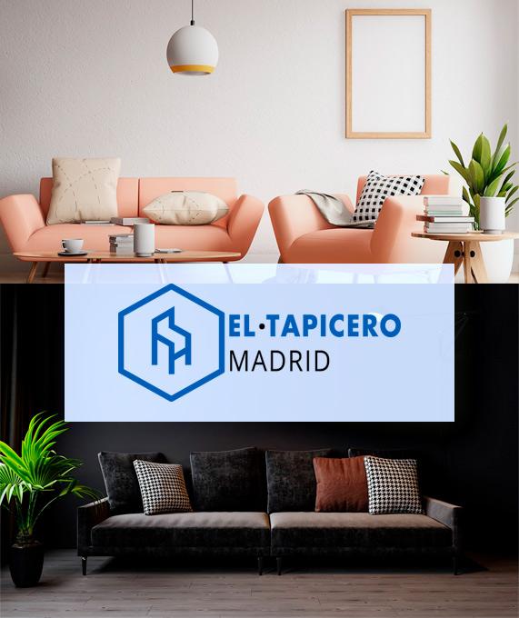 El Tapicero Madrid. Servicios de Tapicería en todas las localidades de Madrid. Recogida y entrega